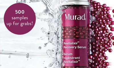Free Murad Recovery Serum