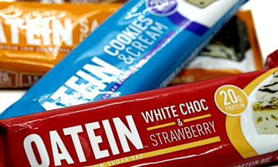 Free Oatein Snack Bars