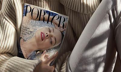 Free Porter Magazine (Worth £6)