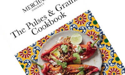 Free Pulses & Grain Cookbook