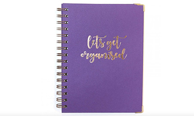 Free Ryman Notebook (Worth £19.99)