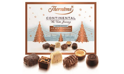 Free Chocolates from Thorntons