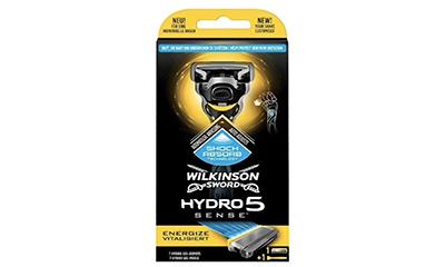 Free Wilkinson Sword Hydro 5 Sense – LIVE AGAIN