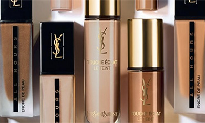 Free Yves Saint Laurent Foundation