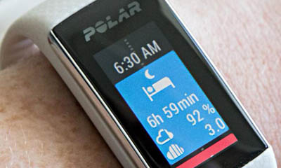 Win a Polar A370 Fitness Tracker