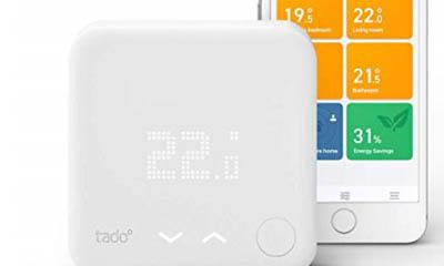 Win a Tado Smart Thermostat Starter Kit