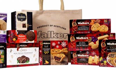 Win a Walkers Shortbread Biscuit Hamper