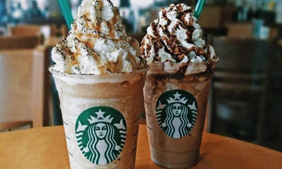 Free £5 Starbucks Vouchers