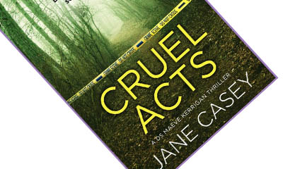 Free Copy of Cruel Acts Detective Thriller