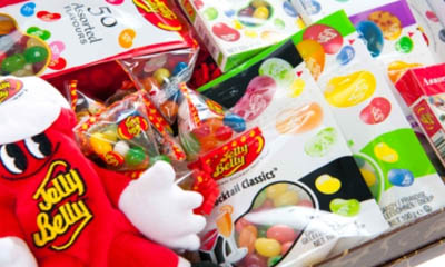 Free Jelly Belly Sweets Hamper