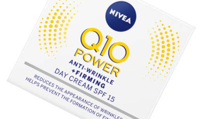 Free Nivea Q10 Power Anti-Wrinkle Cream