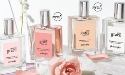 Free Philosophy Rose Perfume