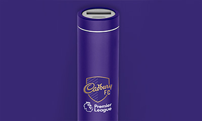 Free Power Bank from Cadbury