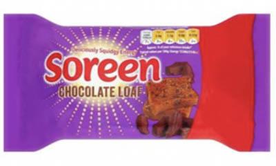 Free Soreen Chocolate Cake