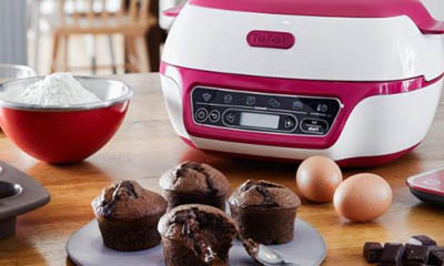 Free Tefal Cake Factory Easy Cake Makers