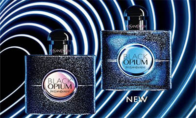 Free Yves Saint Laurent Black Opium