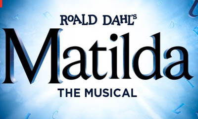 Win Tickets to see Matilda the Musical