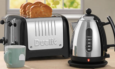 Win a Dualit Toaster and Kettle Set