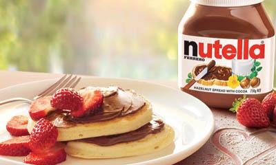 Win a Nutella Pancake Gift Box
