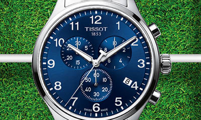 Win a Tissot Chrono XL Watch