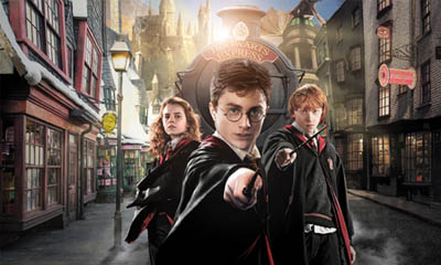 Win a Trip to Wizarding World of Harry Potter