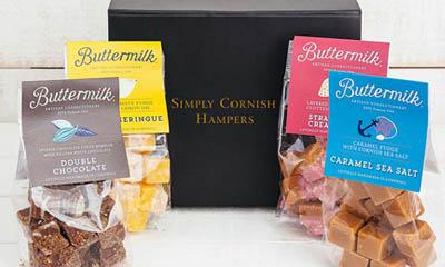 Free Buttermilk Fudge Hamper