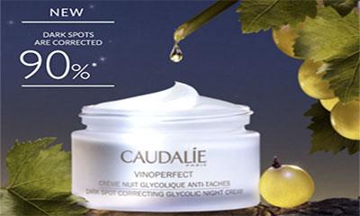 Free Caudalie Night Serum