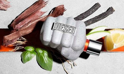 Free Diesel Only the Brave Fragrance