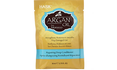 Free HASK Hair Mask