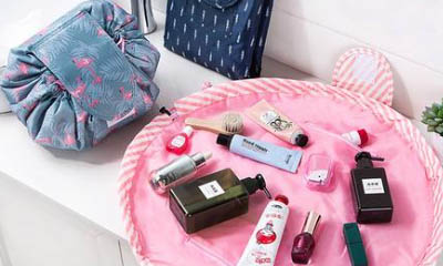Free Make Up Bag (Worth £22)