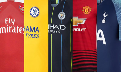 Free Premier League Club Shirt