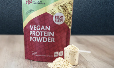 Free Natural Nutrition Protein Shake
