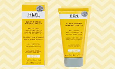 Free REN Face Cream