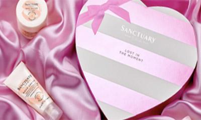 Free Sanctuary Spa Gift Set