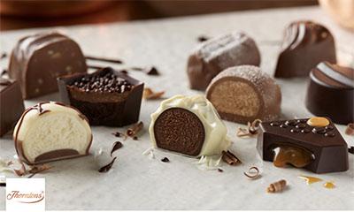 Free Thorntons Chocolate Box