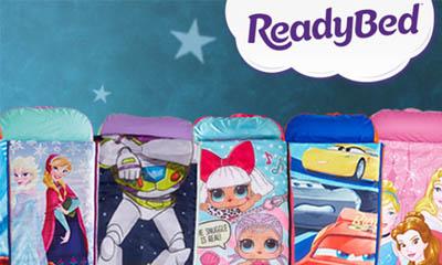 Win ReadyBeds Sleeping Bags