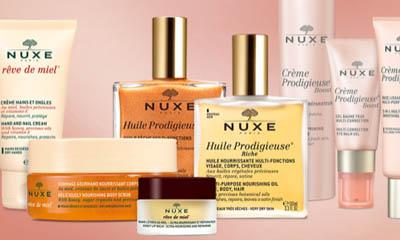 Win a Nuxe Beauty Hamper