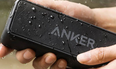 Free Anker Waterproof Wireless Speakers