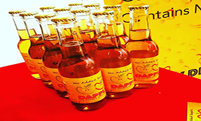 Free Apple Drink Bottle