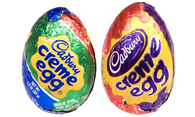 Free Chocolate Egg