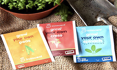 Free Innocent Seeds Pack