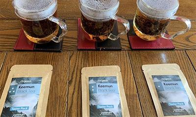 Free Organic Tea Taster Pack