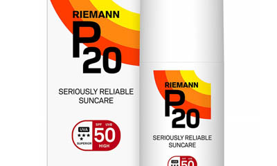 Free P20 Seriously Reliable Suncare