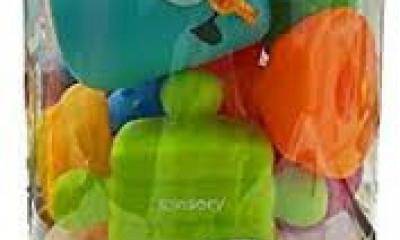 Free Sensory Bath Toys