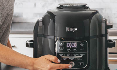 Win 1 of 2 Ninja Foodi Pressure & Multi-Cookers