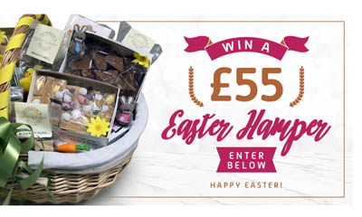 Win a Johnson's Toffee Easter Hamper