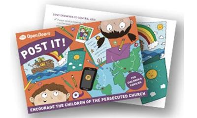 Free Children's Letter Writing Guide