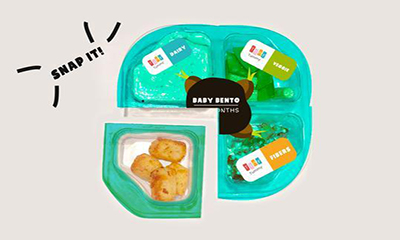 Free Kids Snack Box