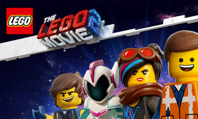 Free Lego Toy from Smyths Stores