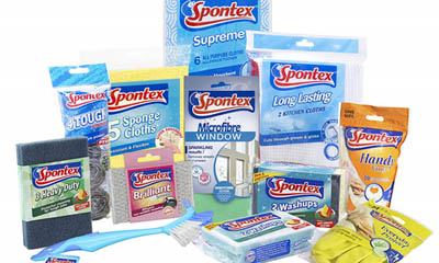 Free Spontex Cleaning Kit – Last Chance!